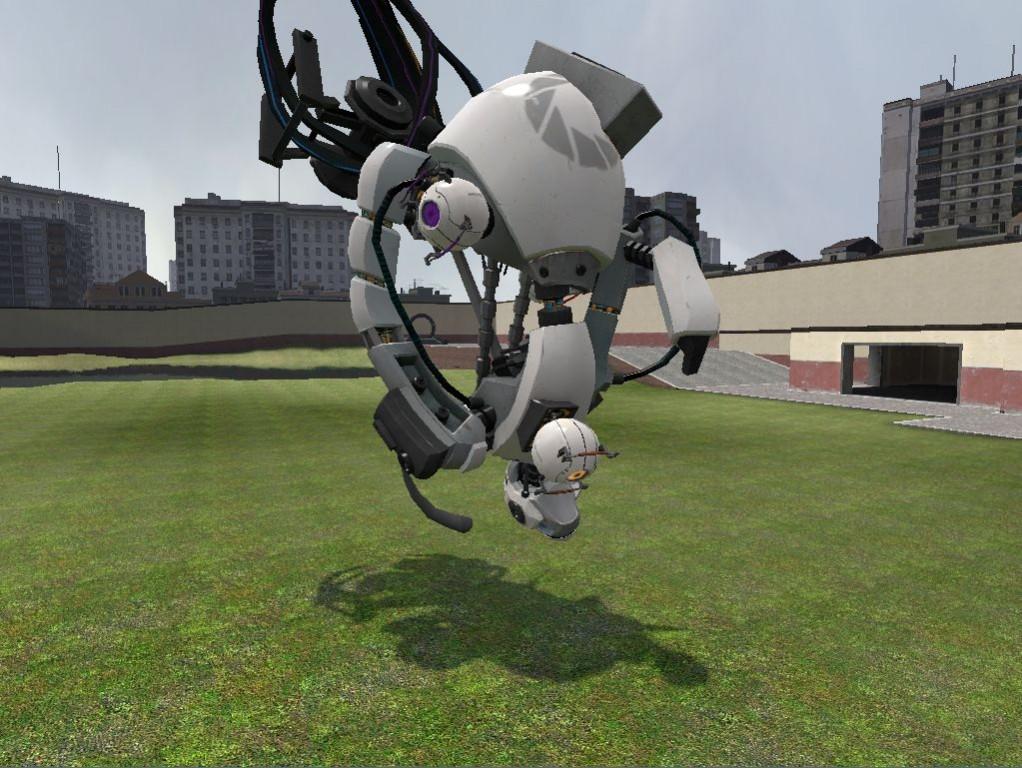 Portal 2 своими руками 258