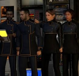 Mass Effect Casuals(Eyefix inc For Garry's Mod Image 1