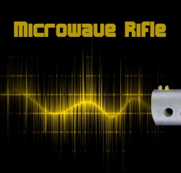 Microwave rifle.zip For Garry's Mod Image 1