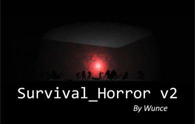 Survival_Horror v2 by Wunce For Garry's Mod Image 1