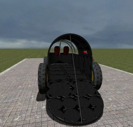 admin's_car.zip For Garry's Mod Image 3