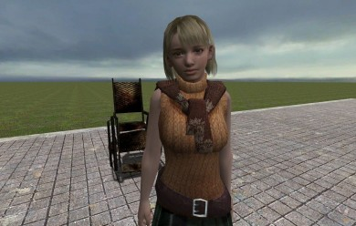 Ashley Graham Ragdoll For Garry's Mod Image 1