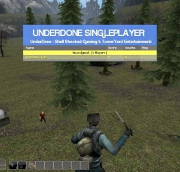 underdone singleplayer.zip For Garry's Mod Image 2