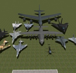 military2_pack.zip For Garry's Mod Image 1