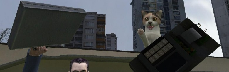 cat-4_v1.0.zip For Garry's Mod Image 1