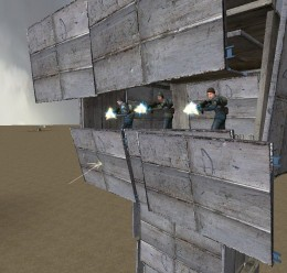 wooden_sniper_towers.zip For Garry's Mod Image 1