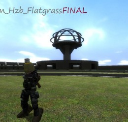 gm_hzb_flatgrassfinal.zip For Garry's Mod Image 1