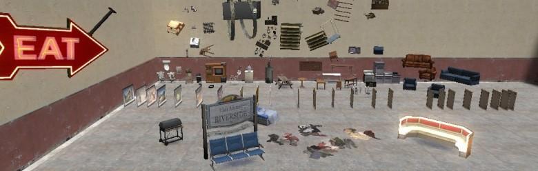 Left 4 Dead Props Beta Pt.1 For Garry's Mod Image 1