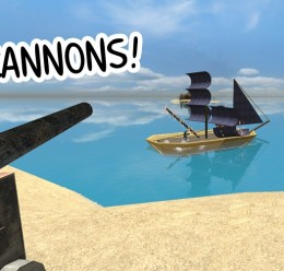 Cannons! v1.03 For Garry's Mod Image 1