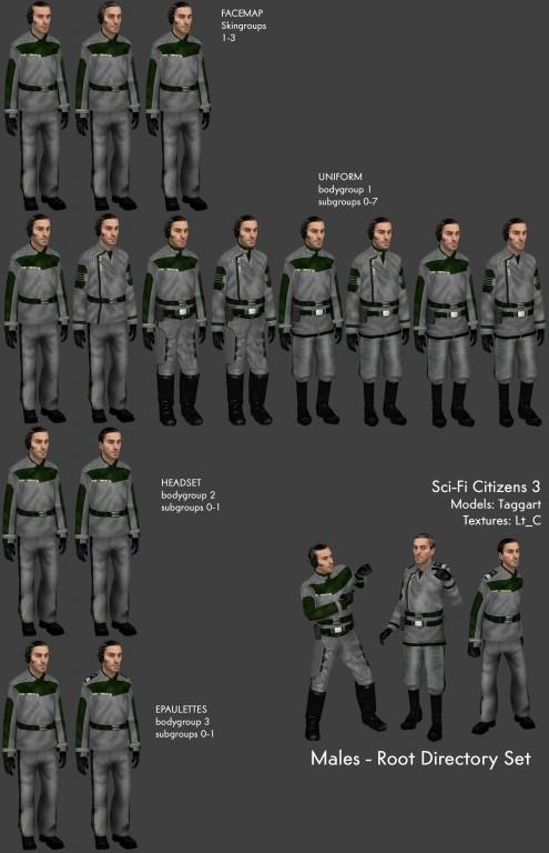 scifi uniforms v3 by ltcommander garrysmodsorg