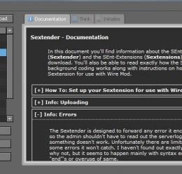 Sextender - Easy SENT Creation For Garry's Mod Image 1