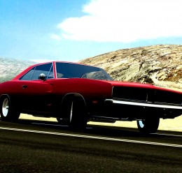 MC's Dodge Charger V2 For Garry's Mod Image 1