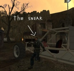 the sneaks buggy.zip For Garry's Mod Image 3