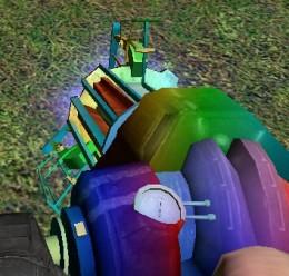nemesis_rainbow_physgun.zip For Garry's Mod Image 1
