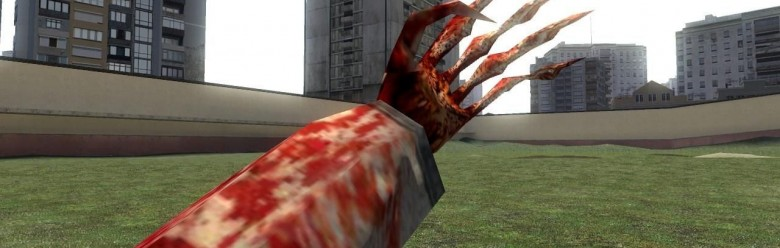 zombie_claws_crowbar_replace.z For Garry's Mod Image 1