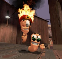 *OLD* Worms: Ultimate Mayhem For Garry's Mod Image 2
