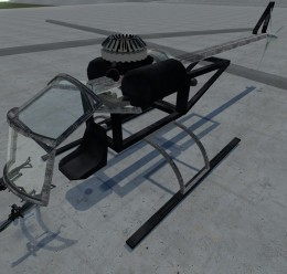 Helicopter.zip For Garry's Mod Image 1