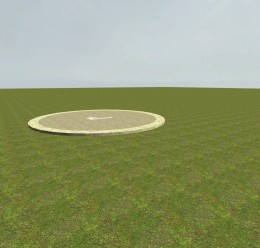 gm_flatgrass_light_v2.zip For Garry's Mod Image 3