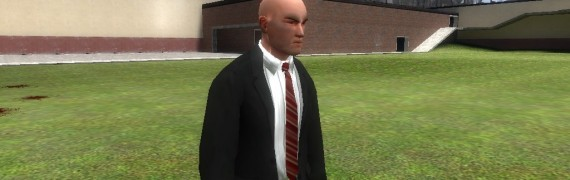NPC Agent 47