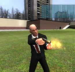 NPC Agent 47 For Garry's Mod Image 2