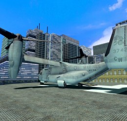 MV-22 Osprey For Garry's Mod Image 2