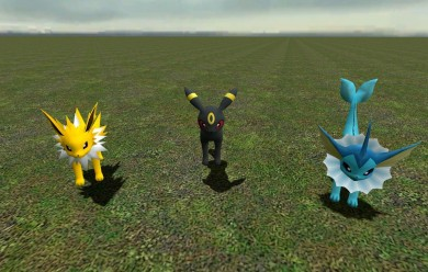 Pokemon NPCs v1.zip For Garry's Mod Image 1
