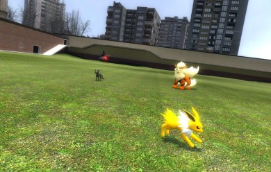 Pokemon NPCs v1.zip For Garry's Mod Image 2