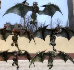 Wyvern (Valhalla Knights Wii) For Garry's Mod Image 1