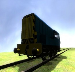 br_class_08_with_mph_speedomet For Garry's Mod Image 1
