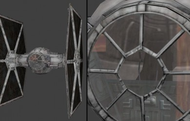 TIE Pilots & TIE Fighter For Garry's Mod Image 2