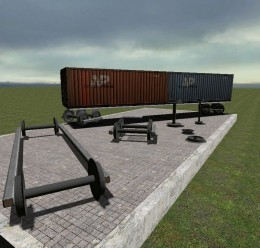 huge_train_pack.zip For Garry's Mod Image 1