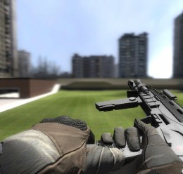 MW3-style MP7 For Garry's Mod Image 3