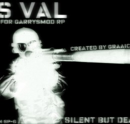 AS Val RP Swep For Garry's Mod Image 1