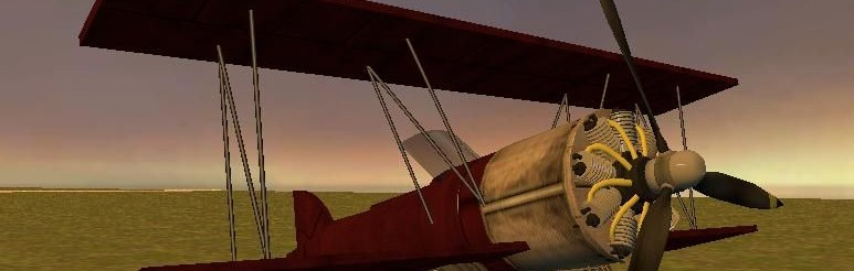 ww1_plane.zip For Garry's Mod Image 1
