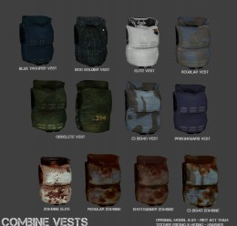 Combine Soldier Vests.zip For Garry's Mod Image 1