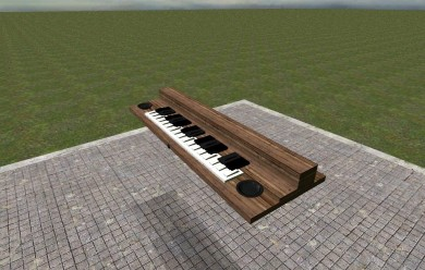 dragge's_piano_v2_+_dpmelody_1 For Garry's Mod Image 2