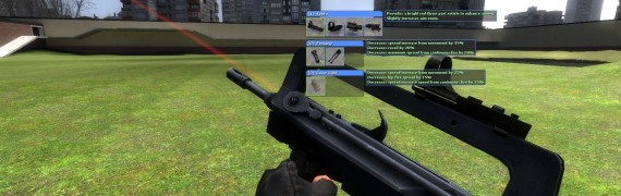 Customizable Weaponry 1.263