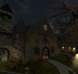 ttt_nightmare_church_(compress For Garry's Mod Image 1