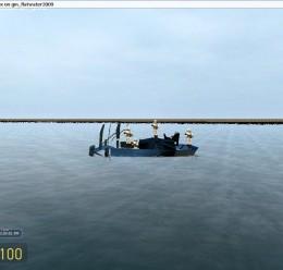 Black boat.zip For Garry's Mod Image 3