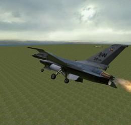flyable_f16_jet.zip For Garry's Mod Image 2