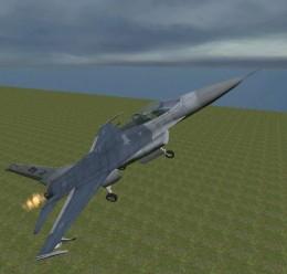 flyable_f16_jet.zip For Garry's Mod Image 3