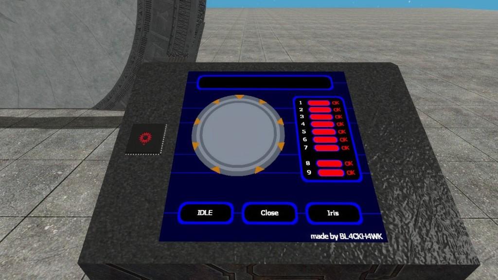 BL4CKH4WK's Stargate e2 pack | garrysmods org