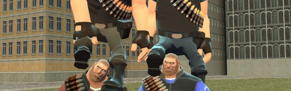TF2 Cinematic Heavy
