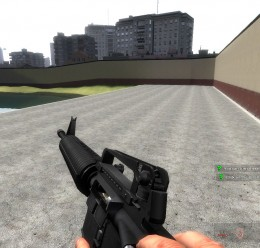 m16.zip For Garry's Mod Image 2