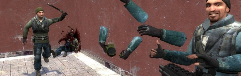 rebel_blue_hands.zip For Garry's Mod Image 1