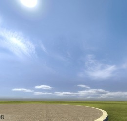 gm_flatgrass2008.zip For Garry's Mod Image 1