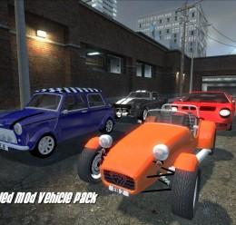 Quality Rp Vehicle Pack [eM.] For Garry's Mod Image 2