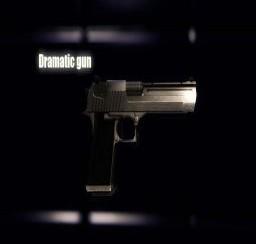 dramatic_gun.zip For Garry's Mod Image 1
