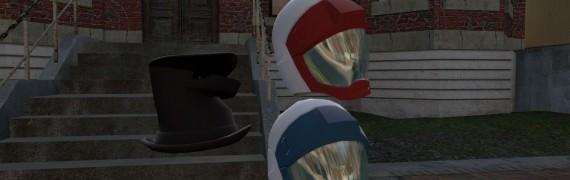 Zeta Gundam Helmet