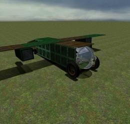 War drop plane.zip For Garry's Mod Image 1